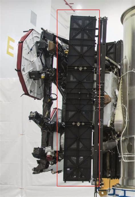 starlink solar arrays diagram spacex  teslarati