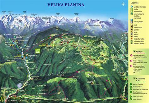 une rando magique dans les montagnes   km de ljubljana
