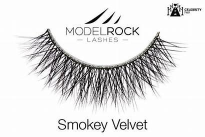 Smokey Lashes Velvet Modelrock Signature Modelrocklashes False