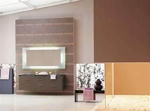 Wandfarben Brauntöne Wohnzimmer : wandfarben 2016 goldocker ist die trendfarbe schlechthin ~ Markanthonyermac.com Haus und Dekorationen
