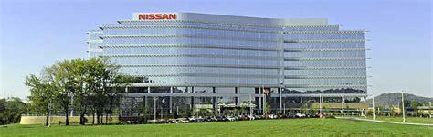 nissan usa headquarters trc technology
