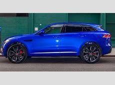 2019 Jaguar F Pace d20 diesel Best 8 passenger vehicles