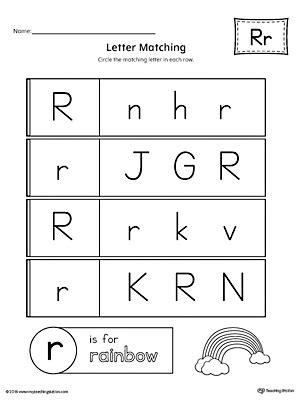 letter r worksheets letter r review worksheet myteachingstation 30447