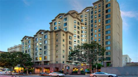 San Francisco Appartment by Geary Courtyard Apartments Downtown San Francisco 639