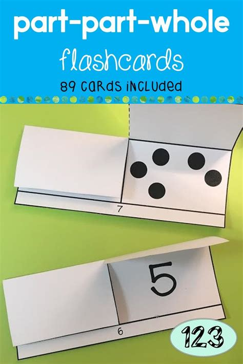 25+ Best Ideas About Part Part Whole On Pinterest  Kindergarten Anchor Charts, Math Addition