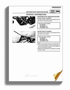 Yamaha Xtz750 Xtz750 Service Manual Super Tenere