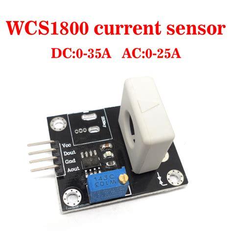 Wcs Hall Current Sensor Short Circuit