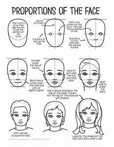 Drawing A Face  A Free Sample