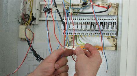 installer  tableau electrique en renovation