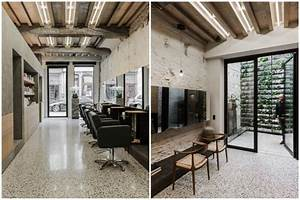 7 idees de decoration pour un salon de coiffure for Ordinary idee de couleur pour salon 1 7 idees de decoration pour un salon de coiffure