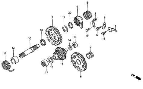 2006 Honda Trx450er Wiring Diagram by Honda Trx 450 Parts Diagram Downloaddescargar