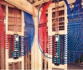 PEX Manifold Plumbing Systems