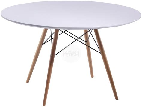 dining table and 6 chairs eames dsw dining table replica eiffel table large 120cm
