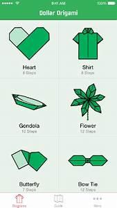 Origami Für Anfänger : dollar origami app f r iphone und ipad faltanleitungen ~ A.2002-acura-tl-radio.info Haus und Dekorationen