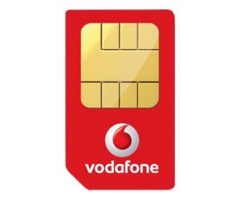 vodafone sim card deals weekly store