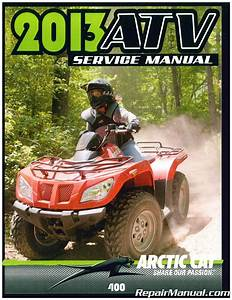 2013 Arctic Cat 400 Service Manual