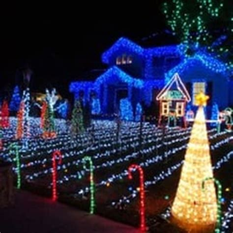 best christmas lights in nj christmas lights at sooy lane local flavor 612 sooy ln