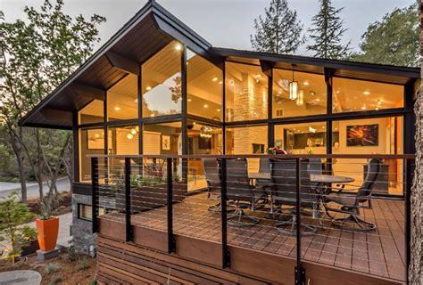 deck railing designs  mix   function