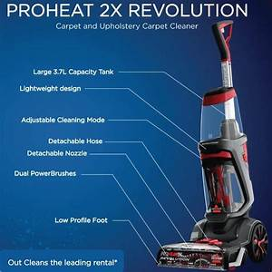 Bissell Proheat 2x Revolution Full