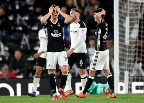 Derby County 1-0 Fulham: Cameron Jerome hands Rams play ...