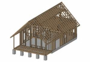 Cabin With Loft Plans Free by Wood 24x24 Cabin Plans With Loft Pdf Plans