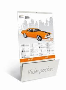 Vide Poche Voiture : calendriers publicitaires voitures anciennes vide poche ~ Teatrodelosmanantiales.com Idées de Décoration