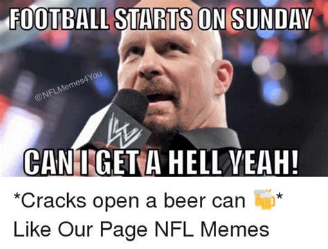 Football Sunday Meme - 25 best memes about beer memes and nfl beer memes and nfl memes