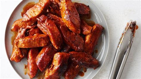 boneless pork ribs in oven bbq boneless country ribs recipe from tablespoon