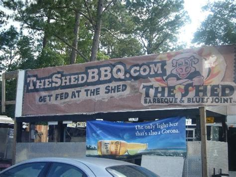 The Shed Gulfport Closed by Bbq The Shed Gulfport Traveller Reviews