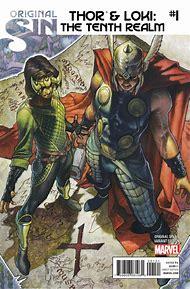 Thor Marvel Comics Loki