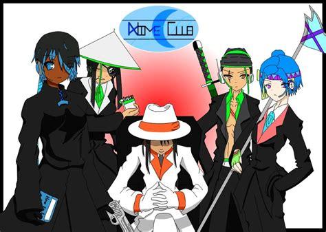 yakuza anime club  aquolithe  deviantart