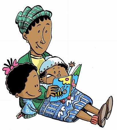 Children Reading Power Nalibali Ways Books Eight