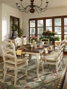 50, Fancy, French, Country, Dining, Room, Table, Decor, Ideas