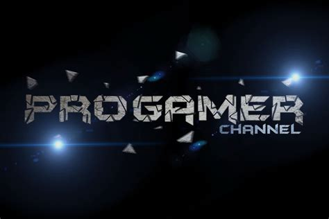 background canale pro gamer channel  fantagraphic