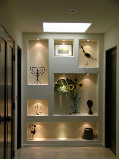 ways  beautify  home  illuminated wall