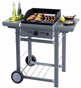 Plancha Gaz Campingaz : barbecue plancha gaz campingaz ~ Premium-room.com Idées de Décoration