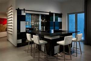 Bar - Contemporary - Home Bar - Phoenix - by Angelica