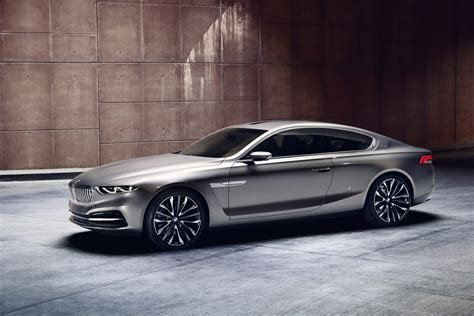 Bmw Working On New 8-series Flagship Coupe, Report Says