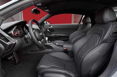 audi    interior front view photo