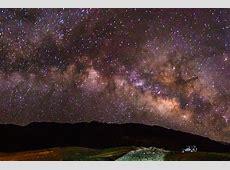 La Vía Láctea desde el Valle Spiti, India – El Universo Hoy