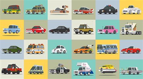Tulsa Sofa by Friday Timewaster Identify These Famous Cars From Film Amp Tv