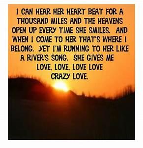 Van Morrison - Crazy Love - song lyrics, song quotes ...