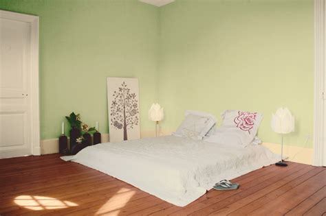 chambre verte décoration chambre vert amande exemples d 39 aménagements