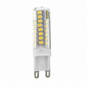 G9 Led Test : g9 7w ampoule led blanc chaud 3000k 820lm 51 smd jaune 220v envoie gratuit dealextreme ~ Eleganceandgraceweddings.com Haus und Dekorationen