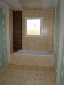 Peinture Pour Faience : quelle couleur avec le carrelage de la salle de bain ~ Premium-room.com Idées de Décoration