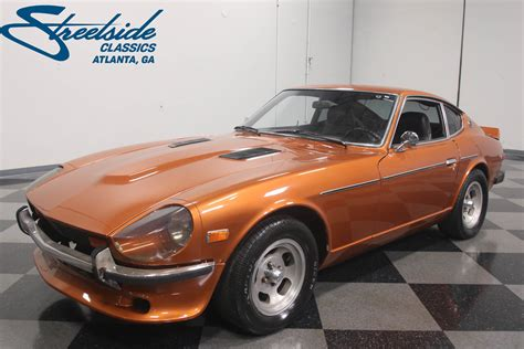 Datsun 280z 1977 by 1977 Datsun 280z Streetside Classics The Nation S