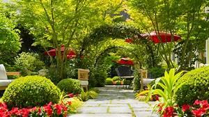 Flower Garden In Paris Garden Inspiration