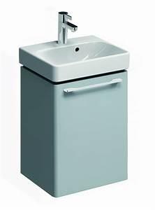 Keramag Smyle Waschtisch : keramag smyle handwaschbecken unterschrank 434x625x349mm lichtgrau 805041000 ~ Orissabook.com Haus und Dekorationen