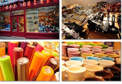 boutique des ustensiles de cuisine