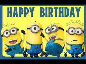 The gallery for --> Happy Birthday Minions Despicable Me